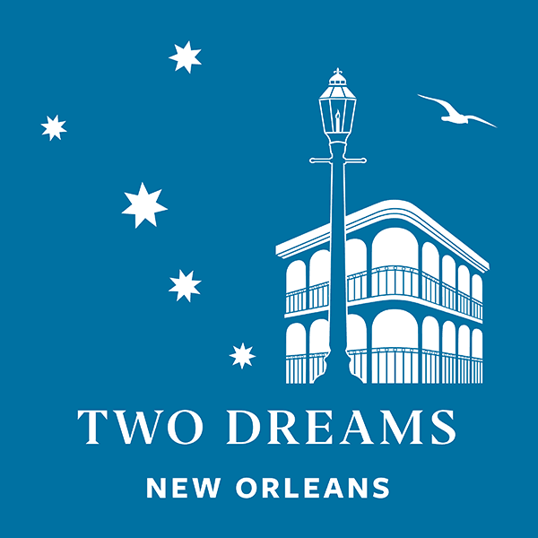 Two Dreams New Orleans Logo