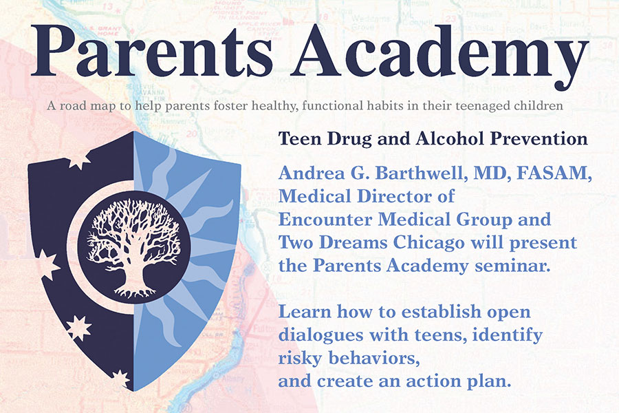 Parent's Academy Teen Drug and Alcohol Prevention